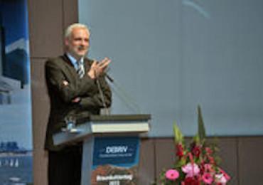 Garrelt Duin, Minister für Wirtschaft, Energie, Industrie, Mittelstand und Handwerk des Landes Nordrhein-Westfalen
